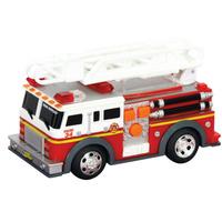 Пожарная машина с лестницей со светом и звуком 34514