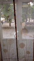 Москитная сетка на дверь 100х210 Одуванчик