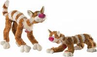 Детская мягкая игрушка «Кот Бекон» FANCY КТБ01Р