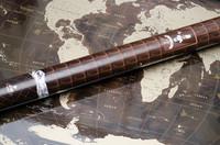 Скретч карта мира My Map Chocolate edition