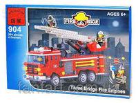 Детский конструктор brick<<Пожарная охрана>>