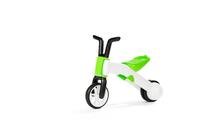 Велобег-трансформер Bunzi, зелений CPBN01LIM