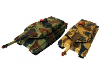 Танки на радиоуправлении (Радиоуправляемый танковый бой HQ-558)