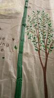 Москитная сетка на дверь 90х210 дерево