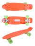 """Доска для скейтборда """"GO Travel"""" жёлтые колёса 56 см"""