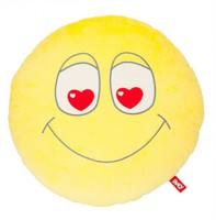 Подушка <<Смайлик Влюблённый>> PVV1