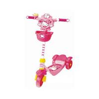 Скутер-самокат YAYA <<Hello Kitty>> с тормозами (Y8013)
