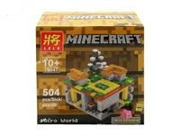 Конструктор <<Minecraft>>